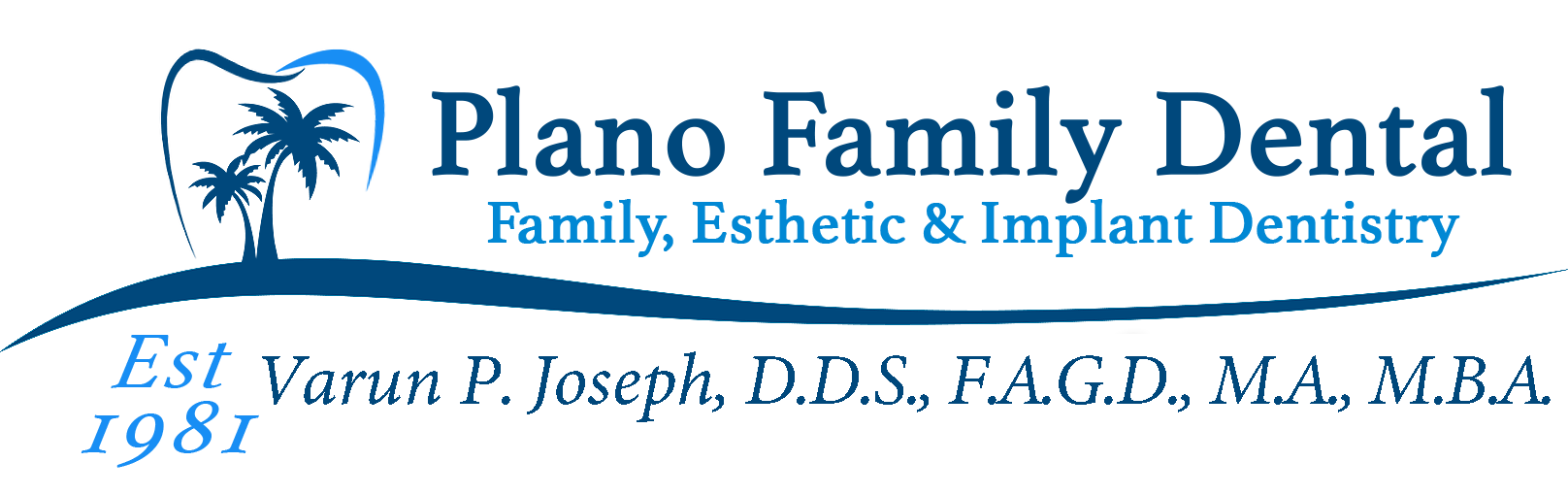 Plano Family Dental Logo